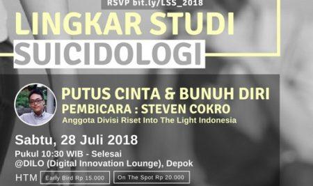 Lingkar Studi Suicidologi: Putus Cinta dan Bunuh Diri