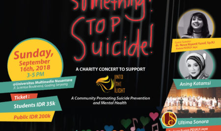 """Let's Do Something! Stop Suicide!"" – A Charity Concert by Vintage Choir UMN"