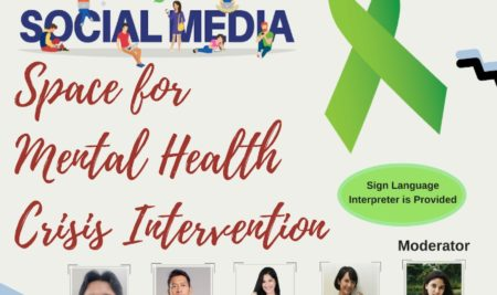 "Talkshow ""Social Media: Space for Mental Health Crisis Intervention"""