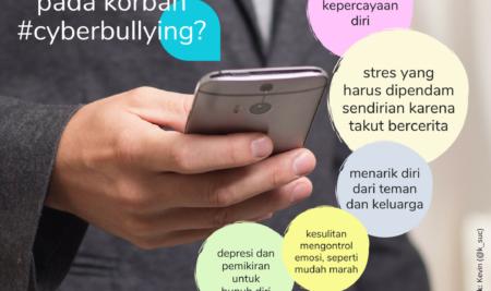 Kamu Bisa Bantu Korban dari Dampak Negatif Cyberbullying, Kok!