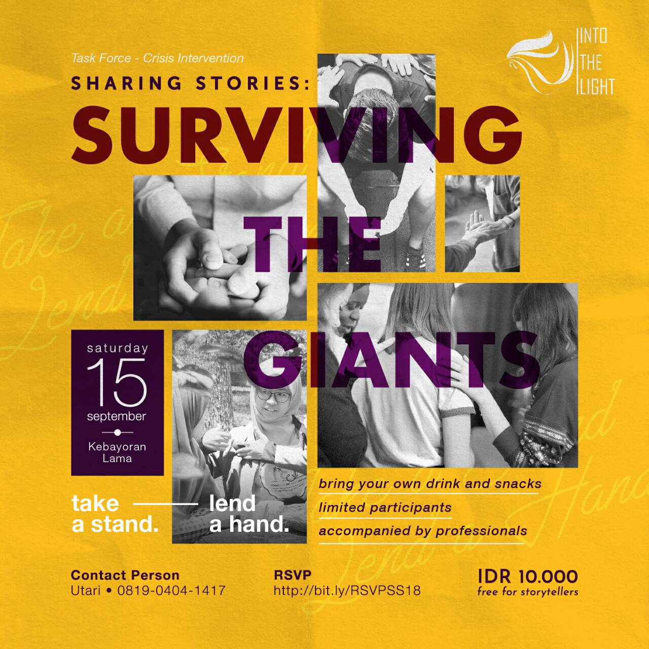 2018 09-Sept 15 - Surviving The Giants