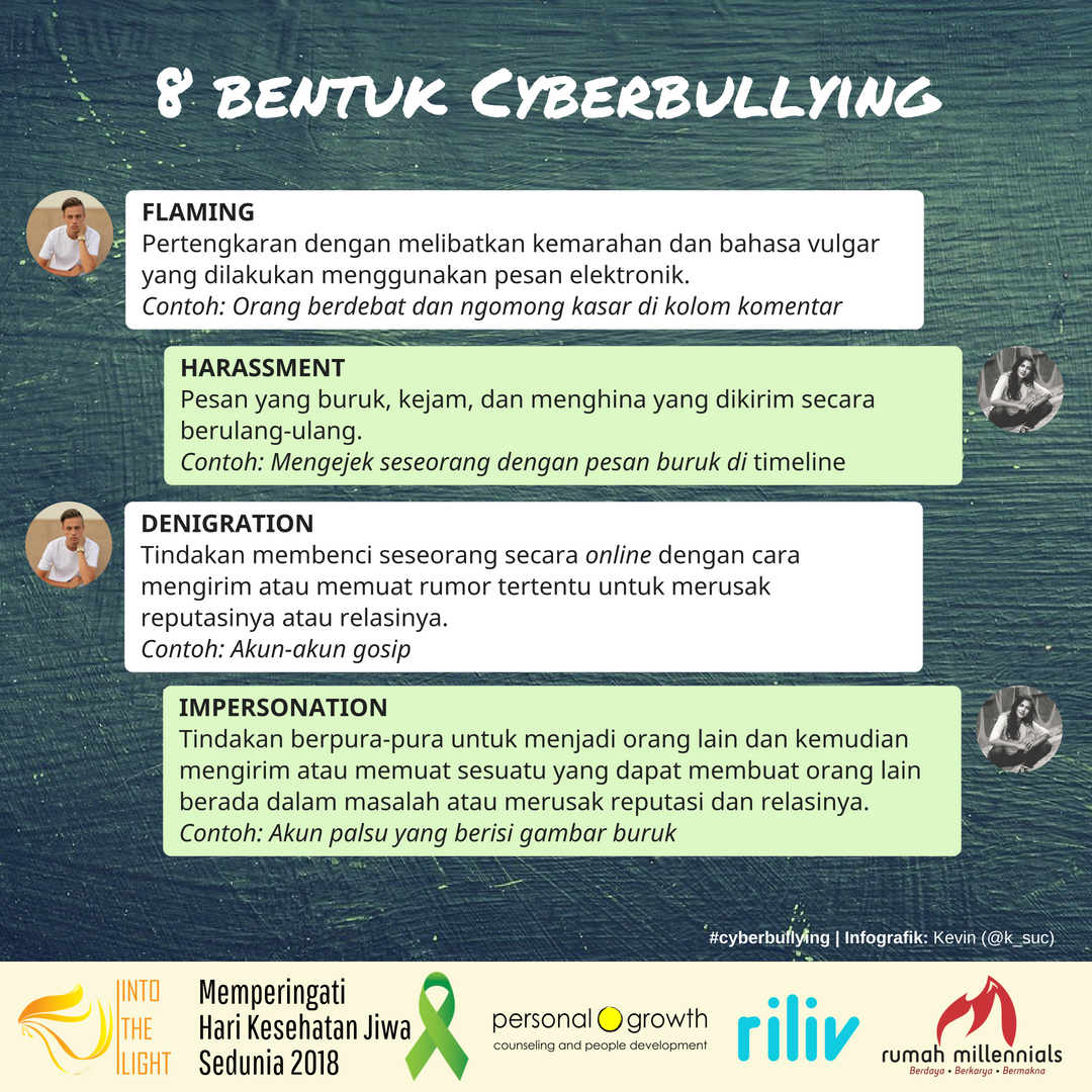 WMHD - cyberbullying - 8 bentuk (1)