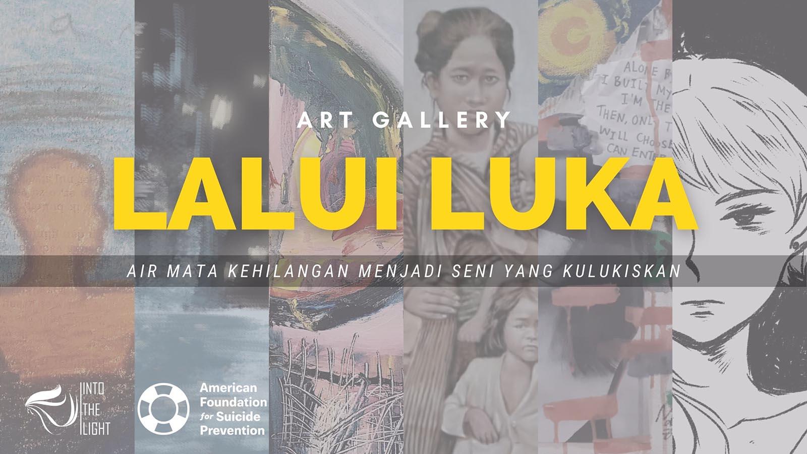 Lalui Luka Art Gallery cover