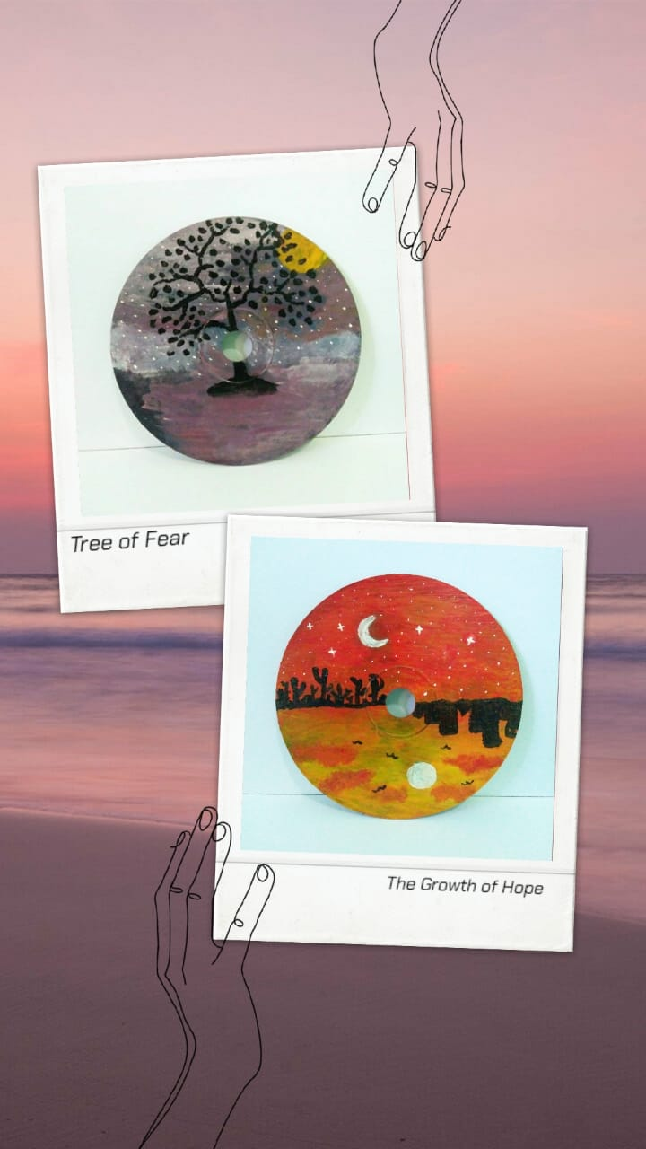 Nur Eka Maulidyah - Tree of Fear and The Growth of Hope